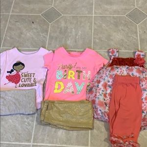 Baby Girl Bundle! Size 18 months!